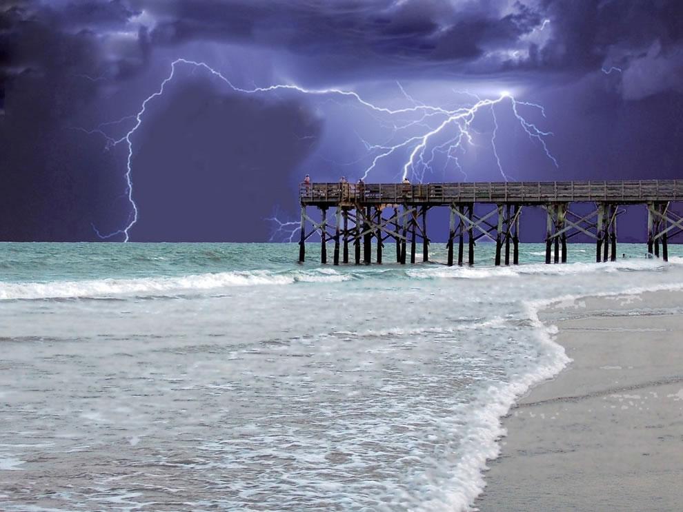 Lightning - Living Dangerously