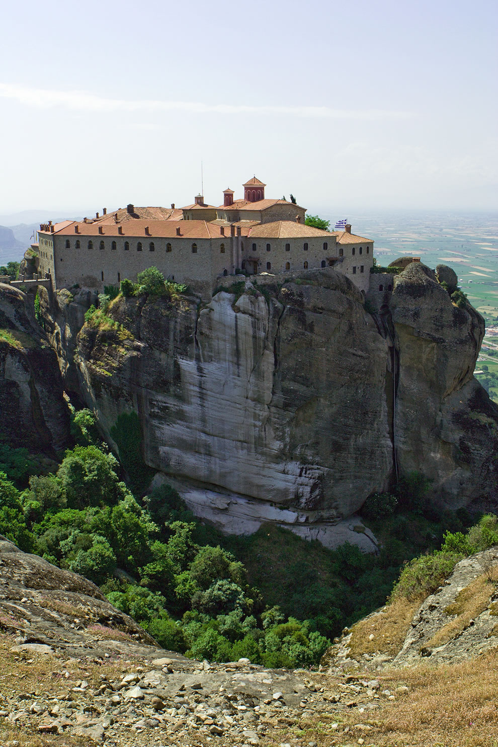 Meteora - The Holy Monastery of St. Stephen