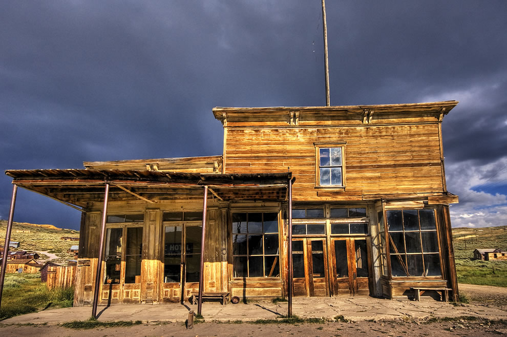 vacancy at Bodie Hotel