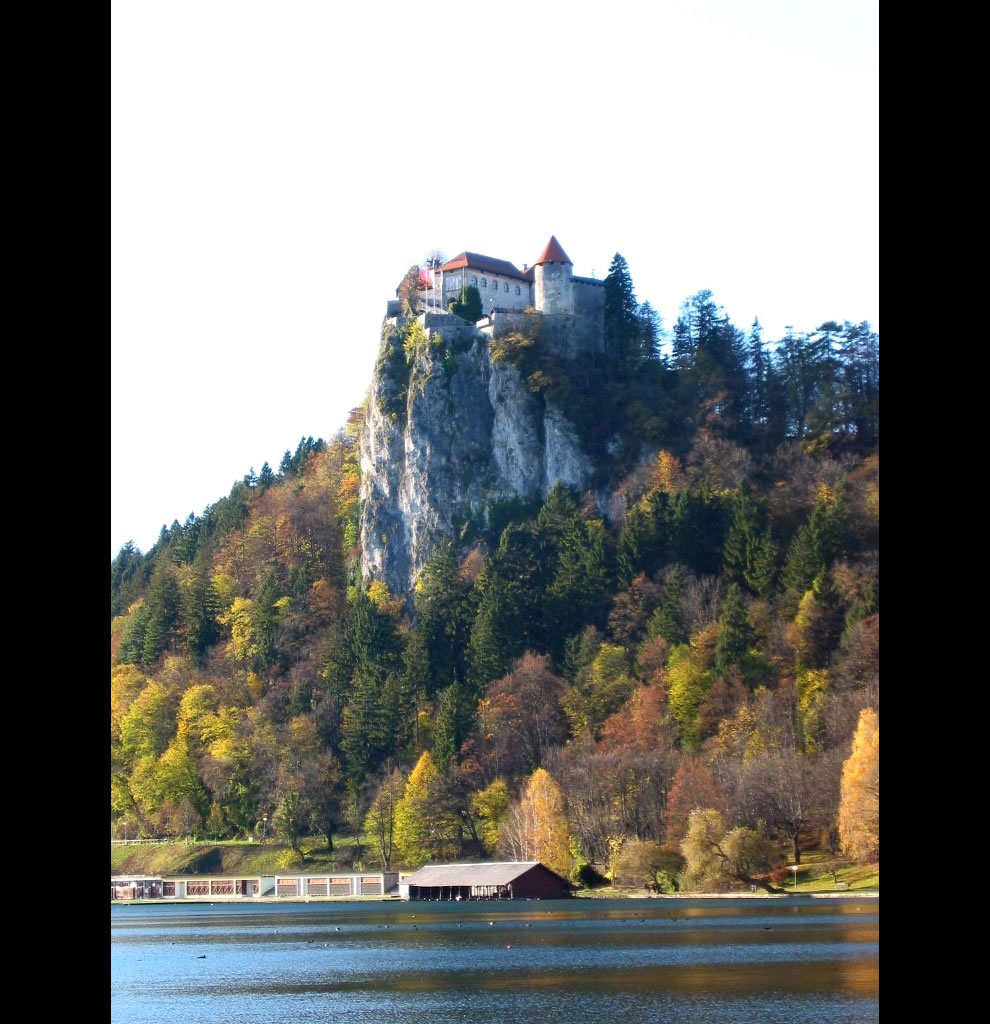Castle Bled