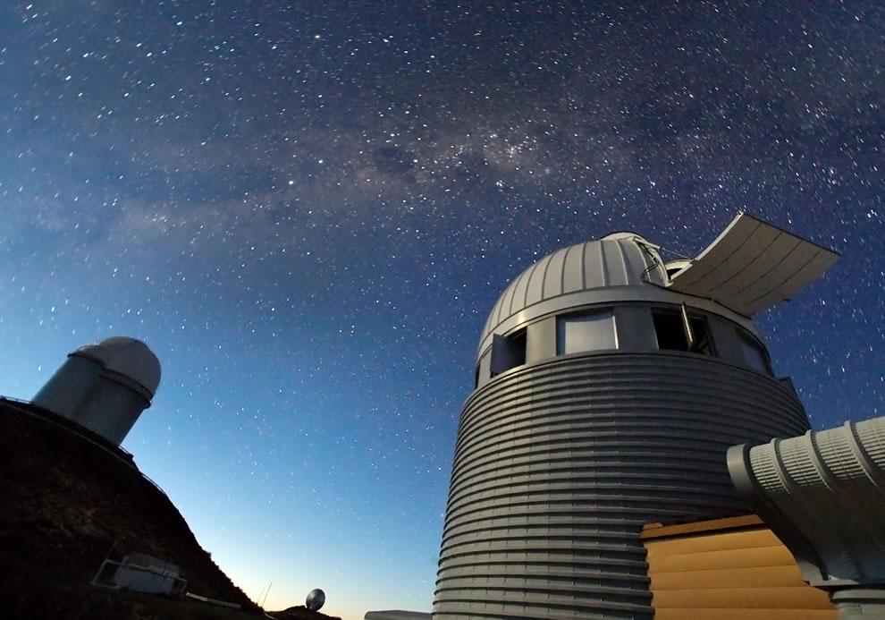 Exoplanet Hunters at La Silla