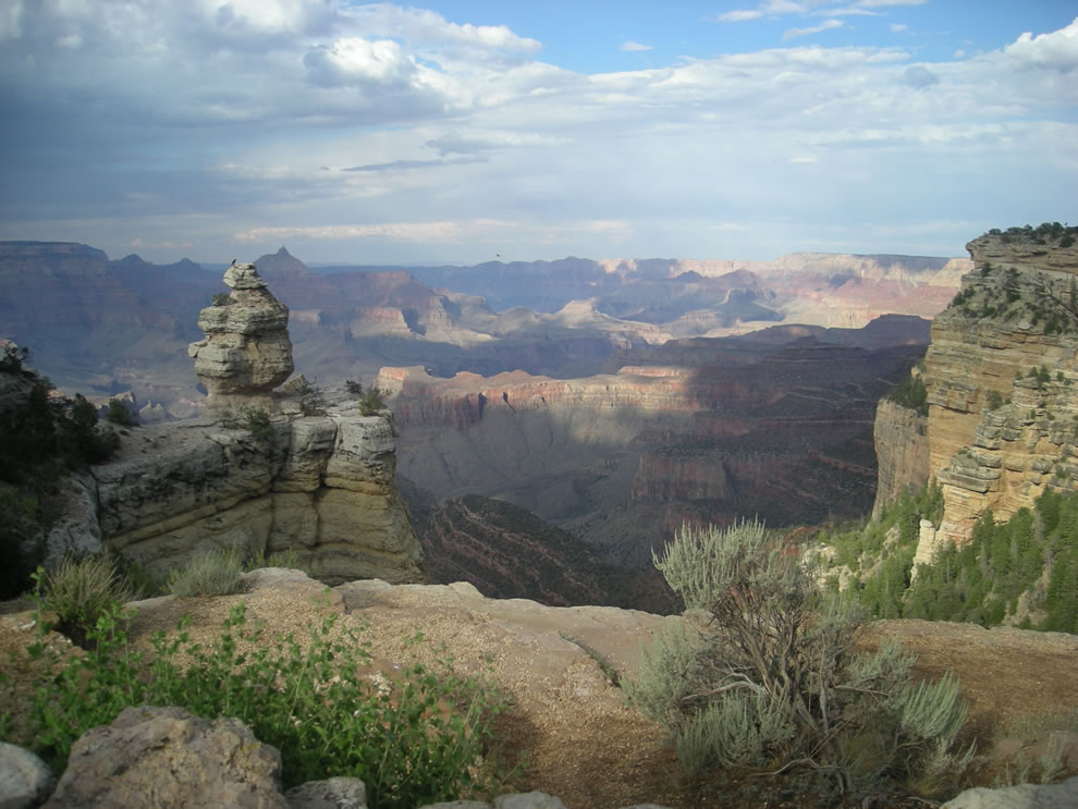 Grand Canyon in Arizona, United States