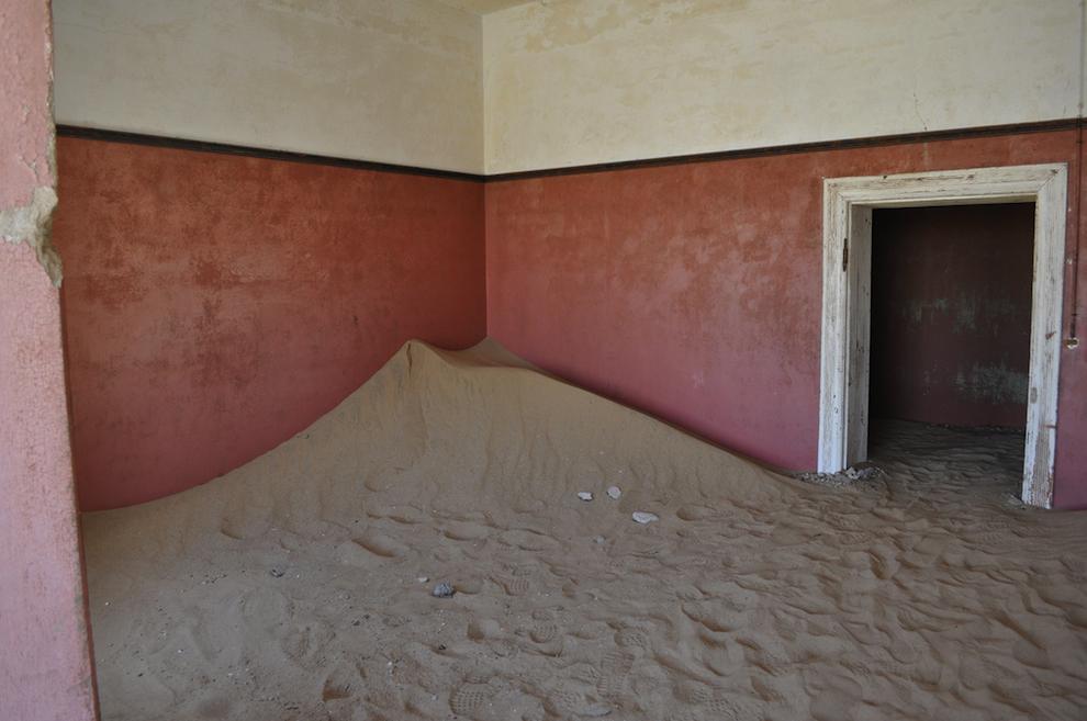 Kolmanskop Ghost Town, Namibia