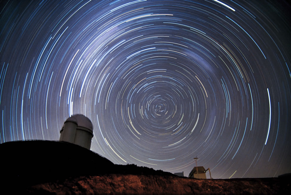 ESO - Starry La Silla