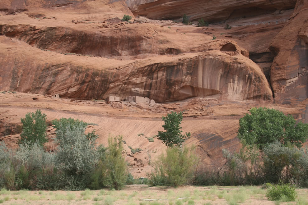 Canyon de Chelly Junction Ruin