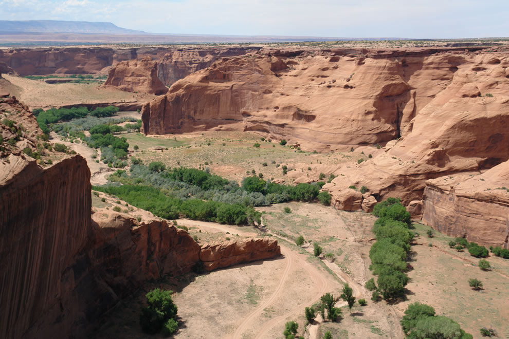 Canyon de Chelly National Monument, Arizona, USA