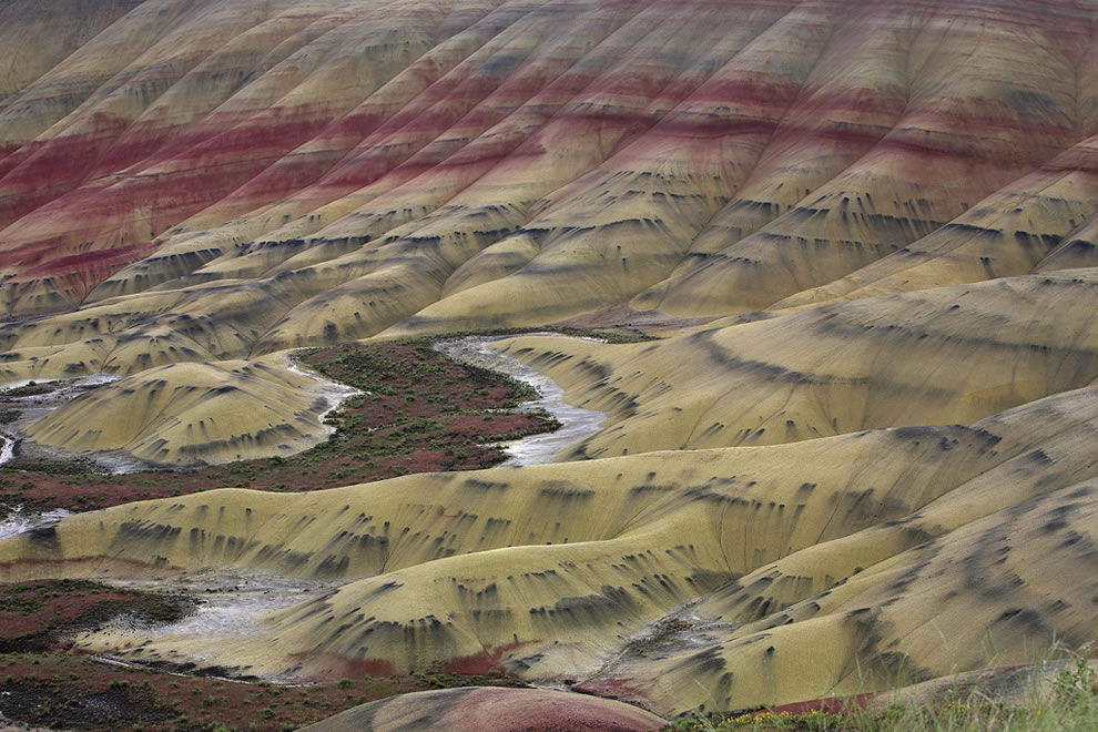 Color Bands - Painted Hills