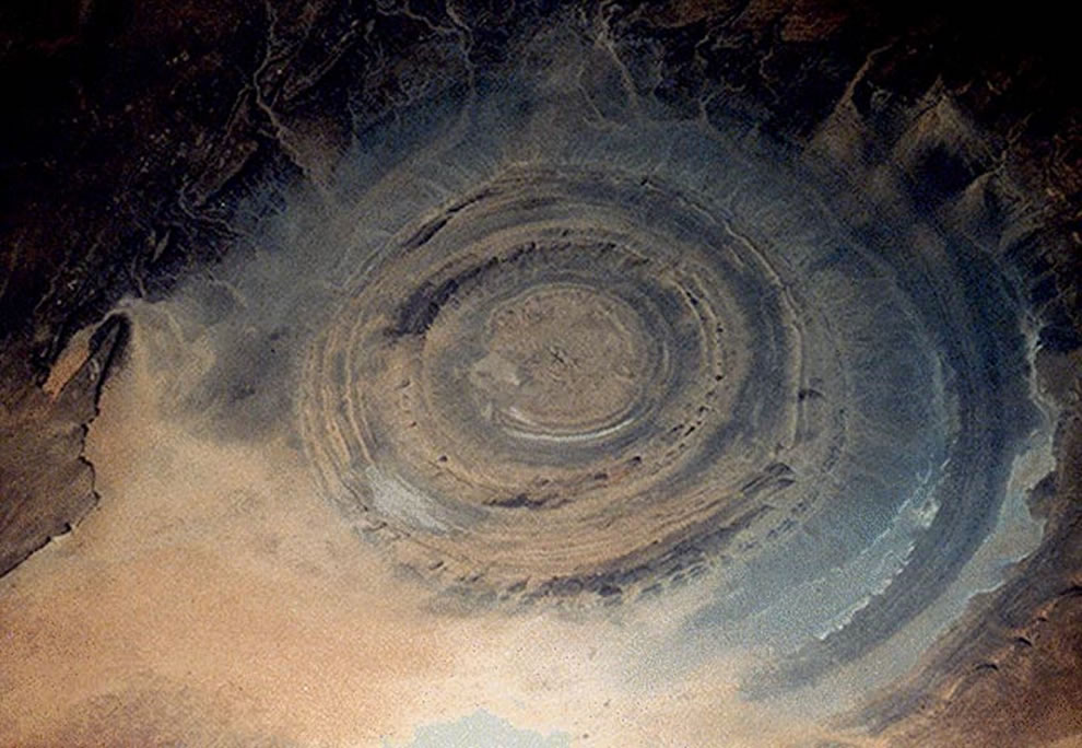 Earth's Richat Structure