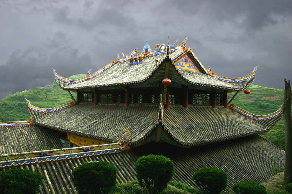 Fengdu Temple