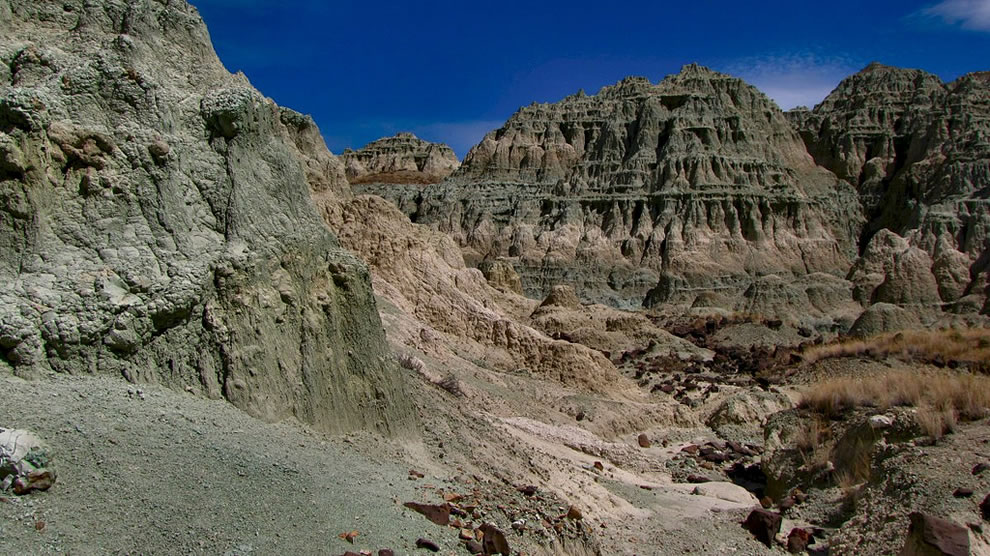 Mars and Venus had a Baby Planet - John Day Fossil Beds National Monument