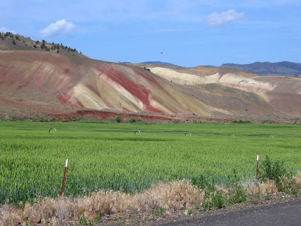 Painted Hills - John Day