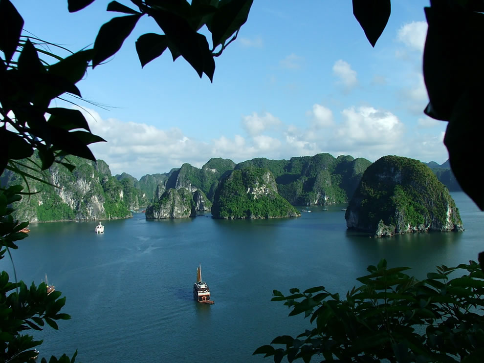 Hidden Paradise Halong Bay