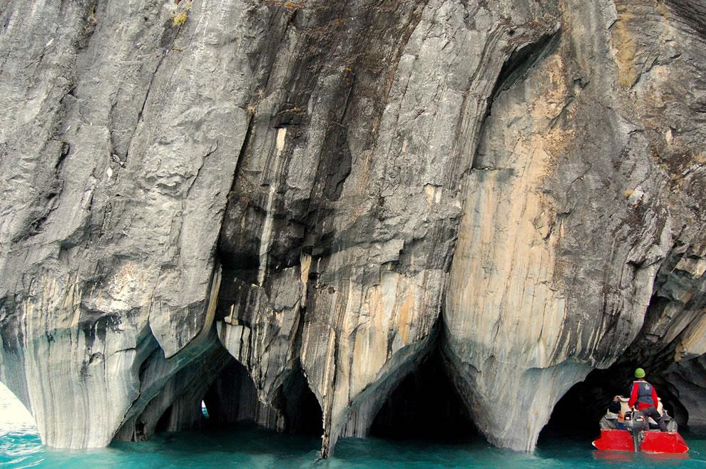 Lago General Carrera, XI Región, Chile Catedral de Marmol V