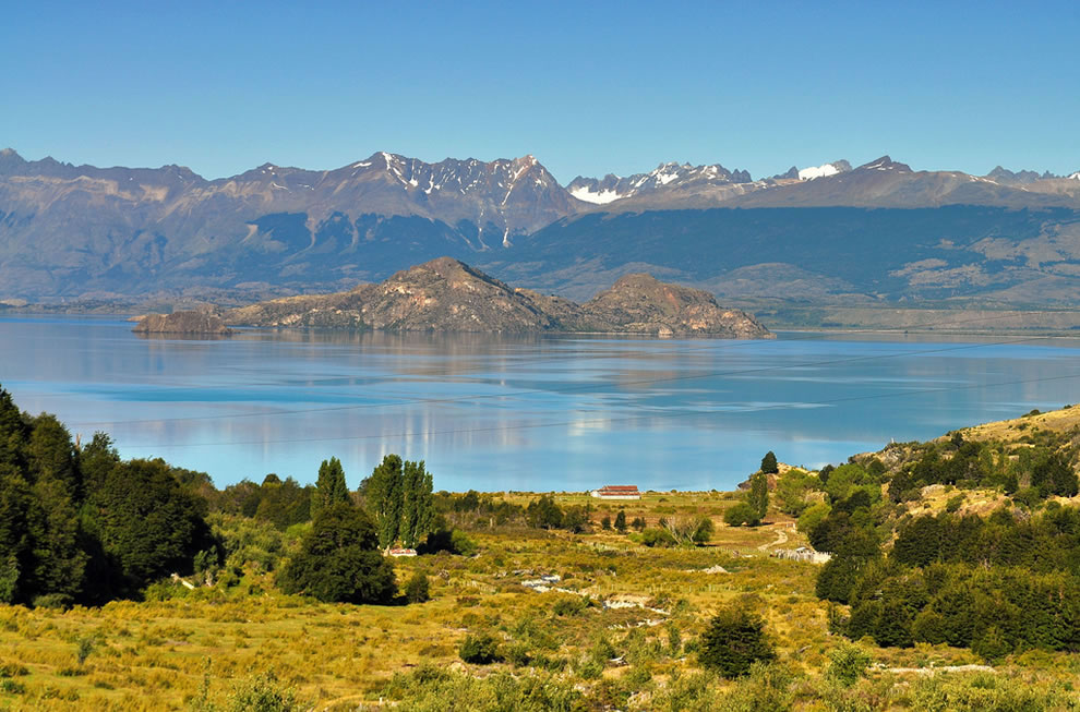 Lake General Carrera - Patagonia Chile