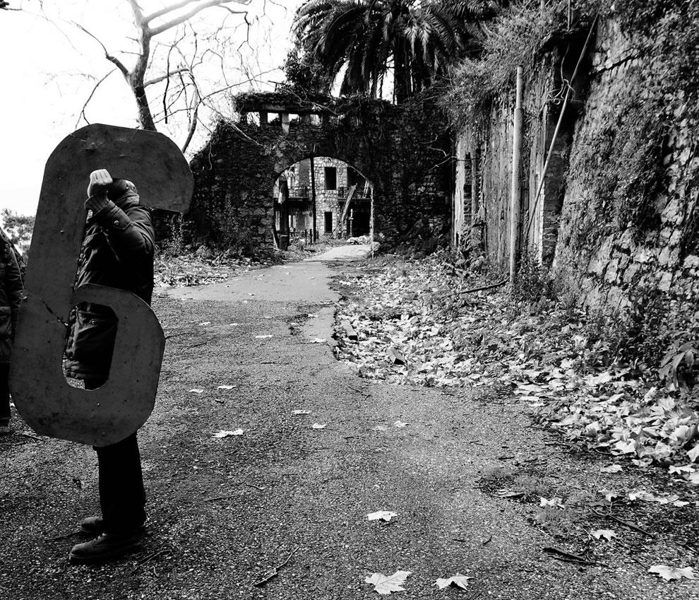 abandoned gagra