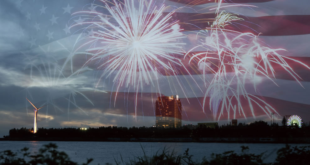 Marine Corps Bases Japan - Fireworks, barbecues and camp fires are just a few common activities held during the 4th of July holiday celebrating America's independence