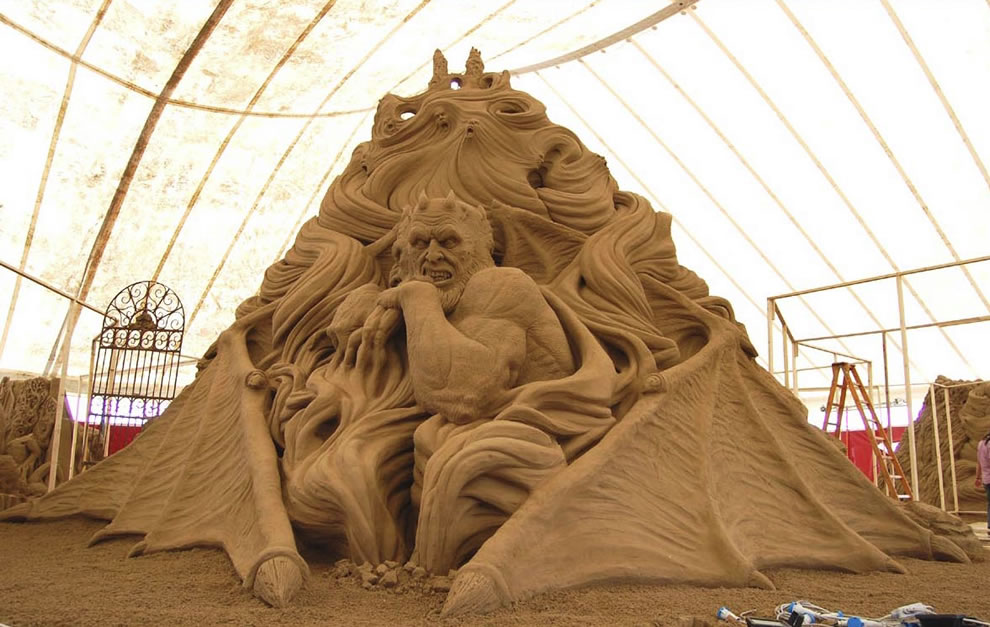 sand demon