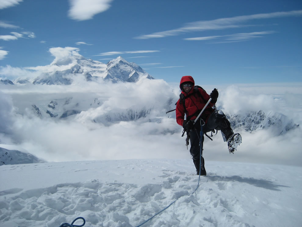 Backcountry Mountaineering at Denali National Park