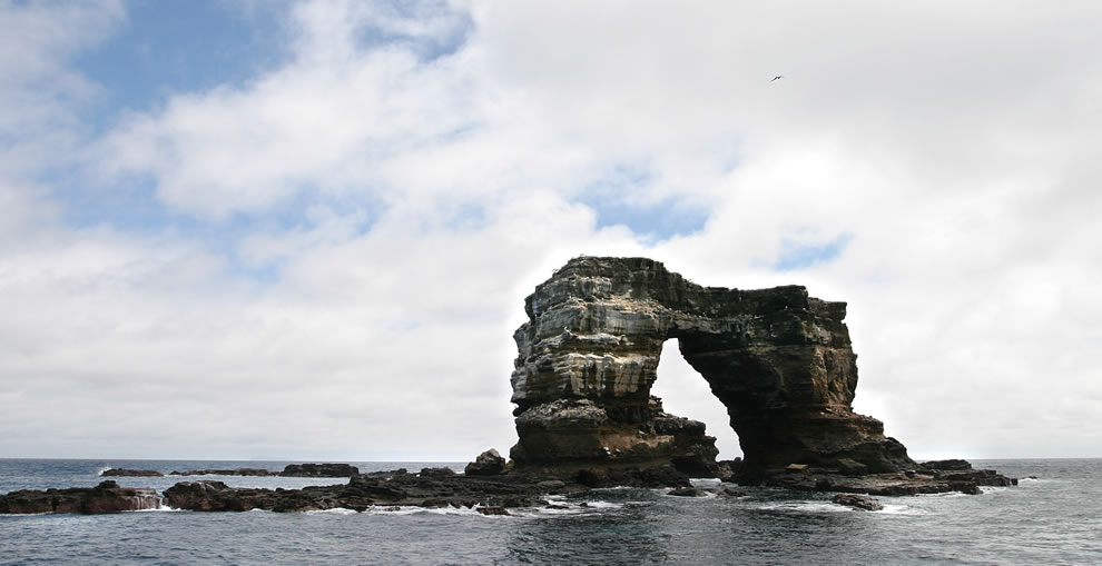 Darwin's Arch, Galapagos