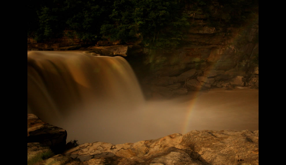Moonbow - Cumberland Falls, KY