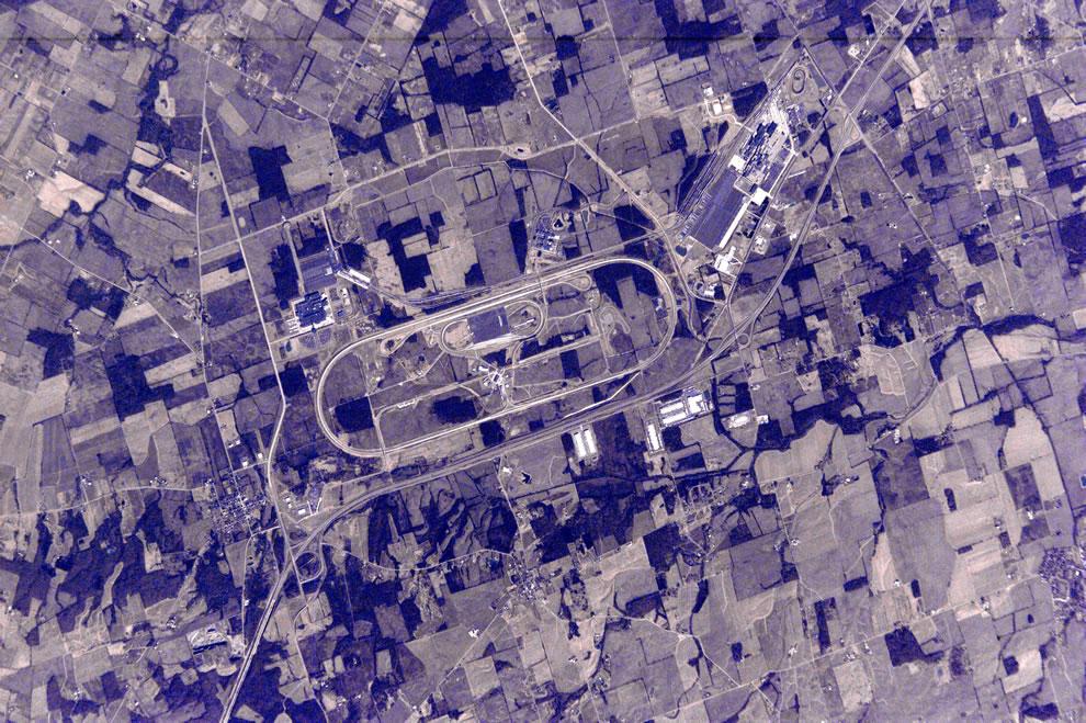 Fotos tomadas desde la Estación Espacial Internacional