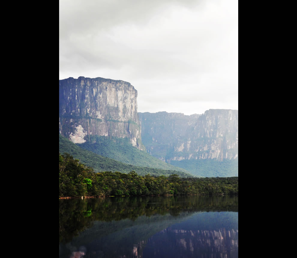 Canaima National Park Landscape, Venezuela