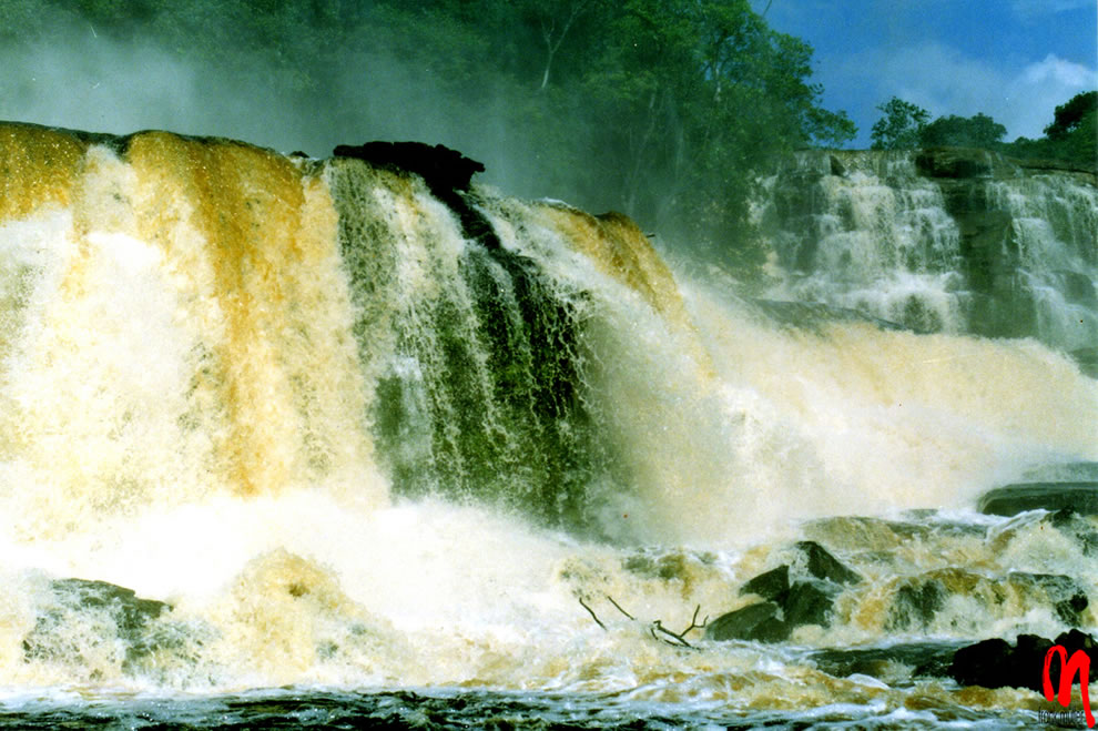 Canaima National Park Waterfalls