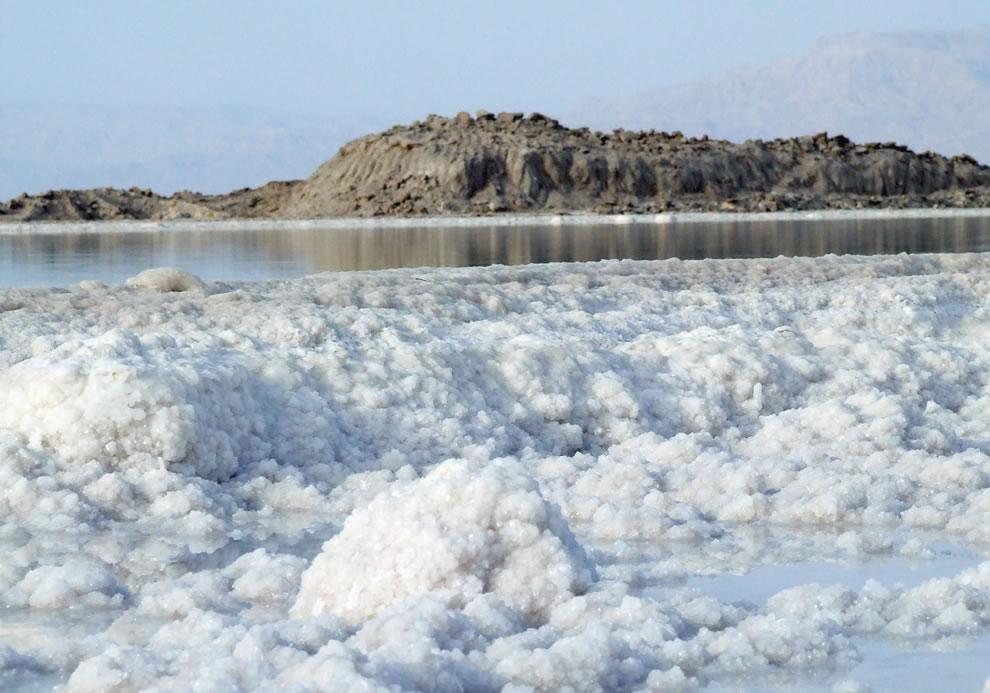 Dead Sea, Geography of Israel