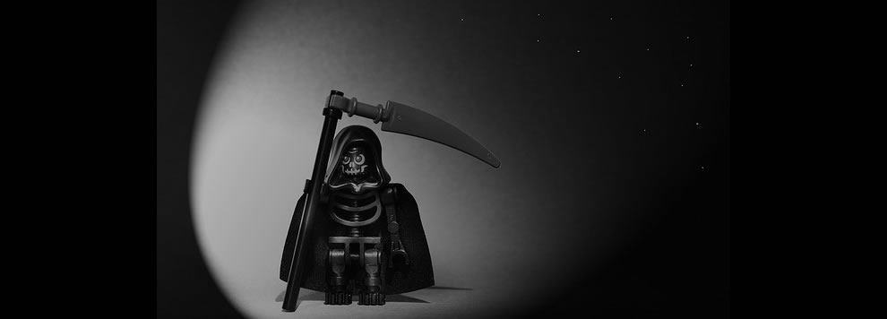 (Don't fear) The LEGO Reaper