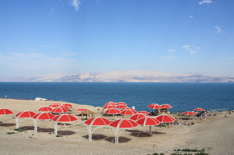 Ein Gedi Beach, The Dead sea, Israel