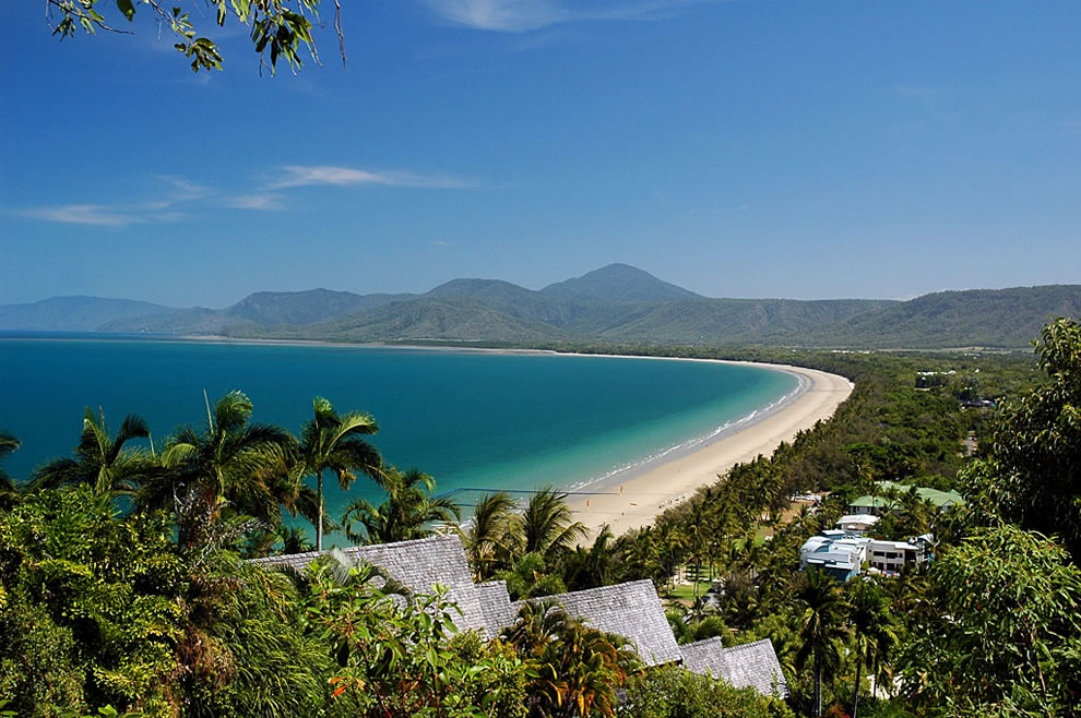 Four Mile Beach, Port Douglas, Queensland, Australia