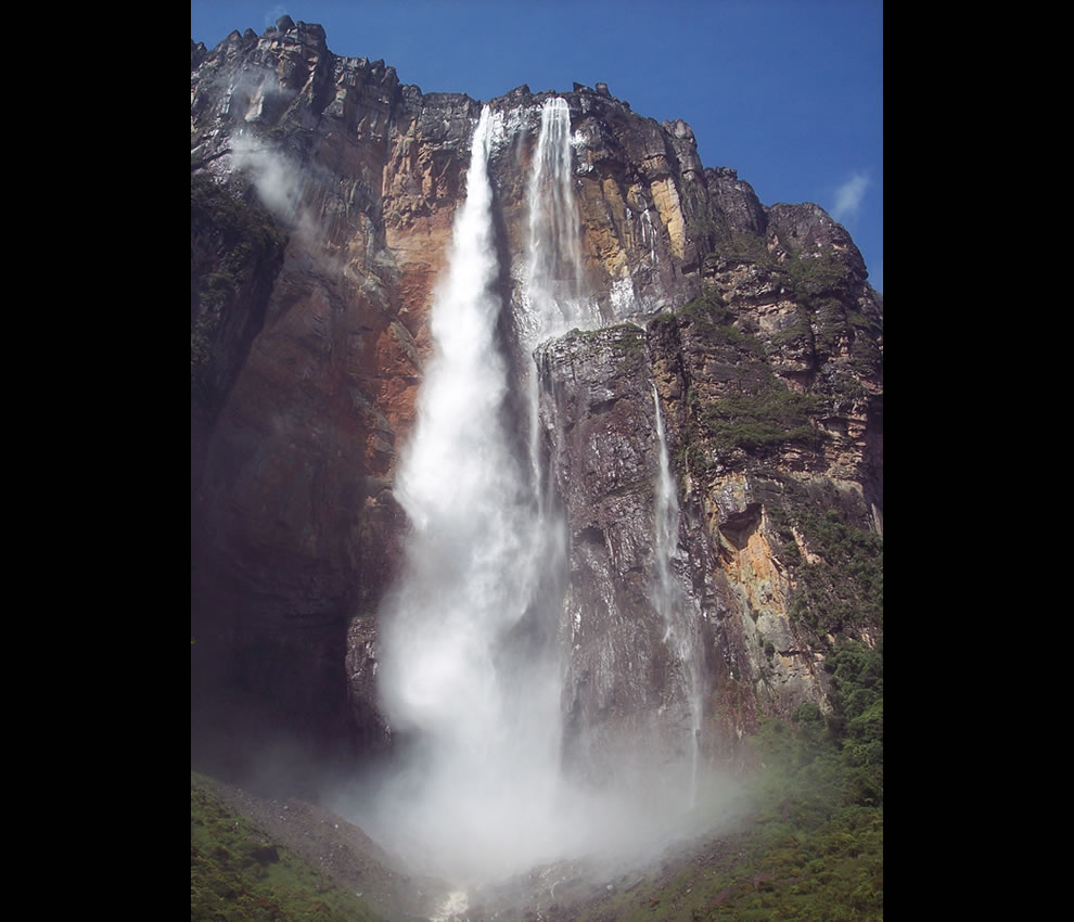 Grandeur of Angel Falls