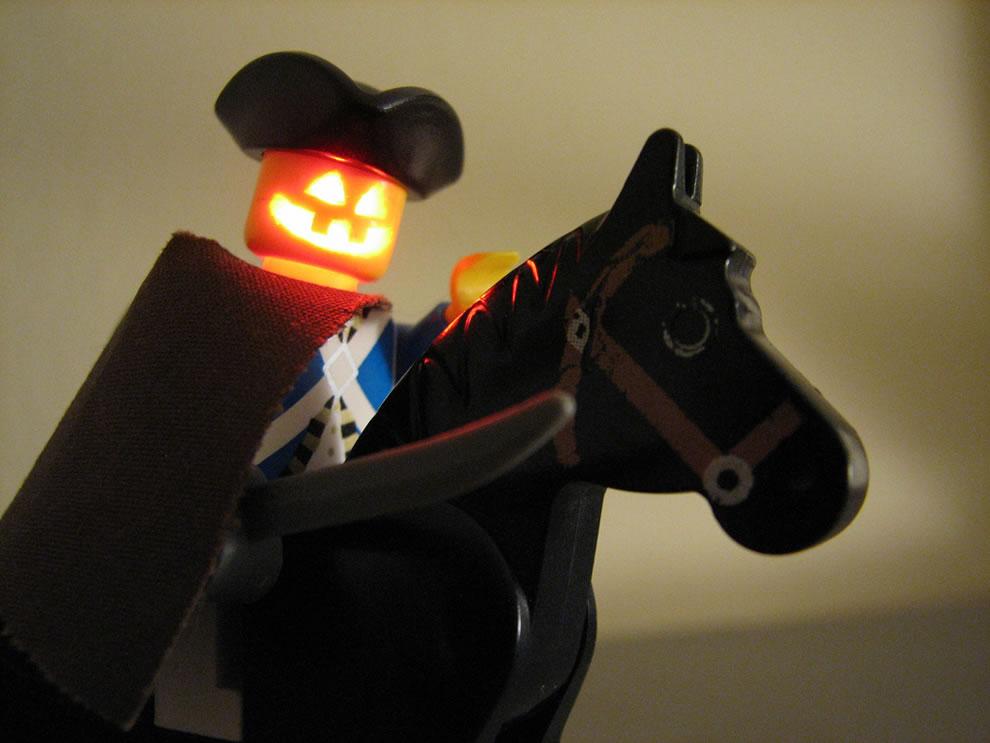 Headless horseman (Lego Abominations)
