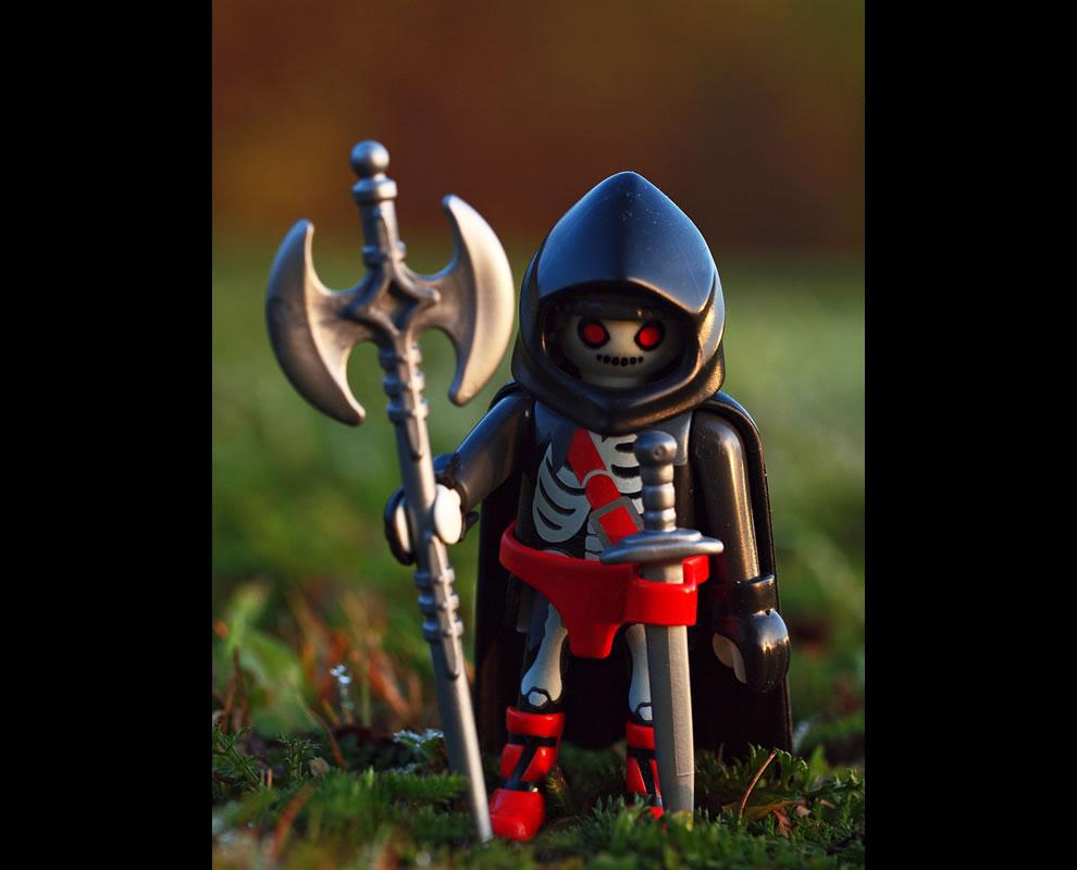 Lego Spooky knight