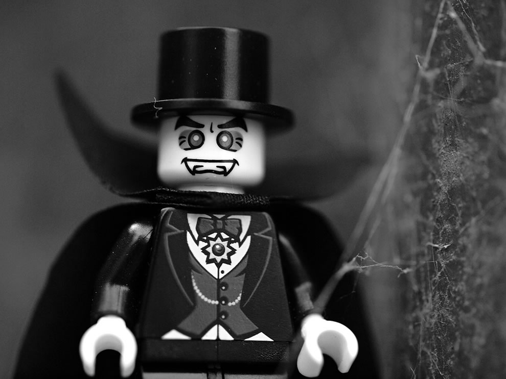 Lego The Count
