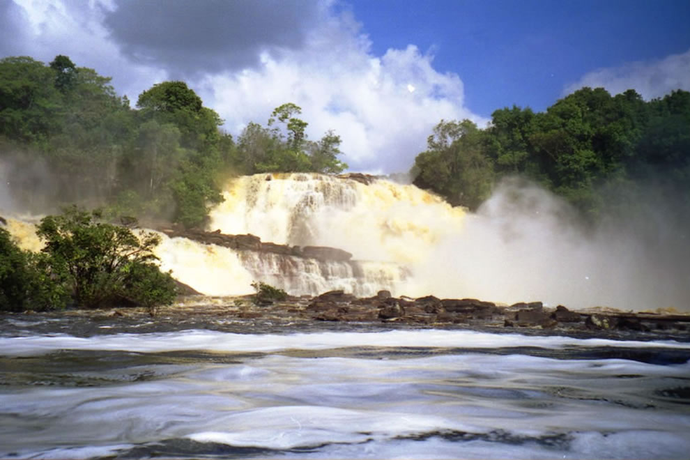 Waterfalls of Canaima