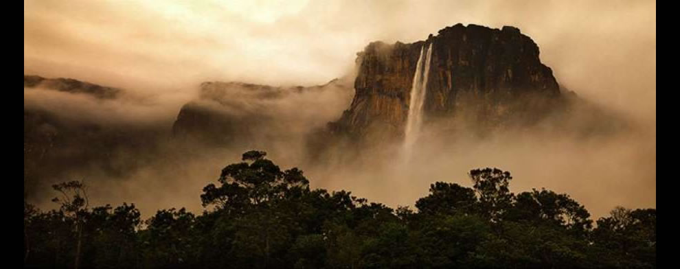 lovely angel falls