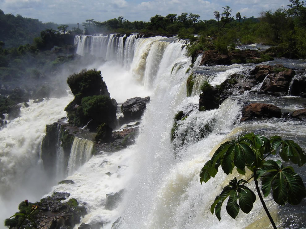 Iguazù National Park - Iguazù falls