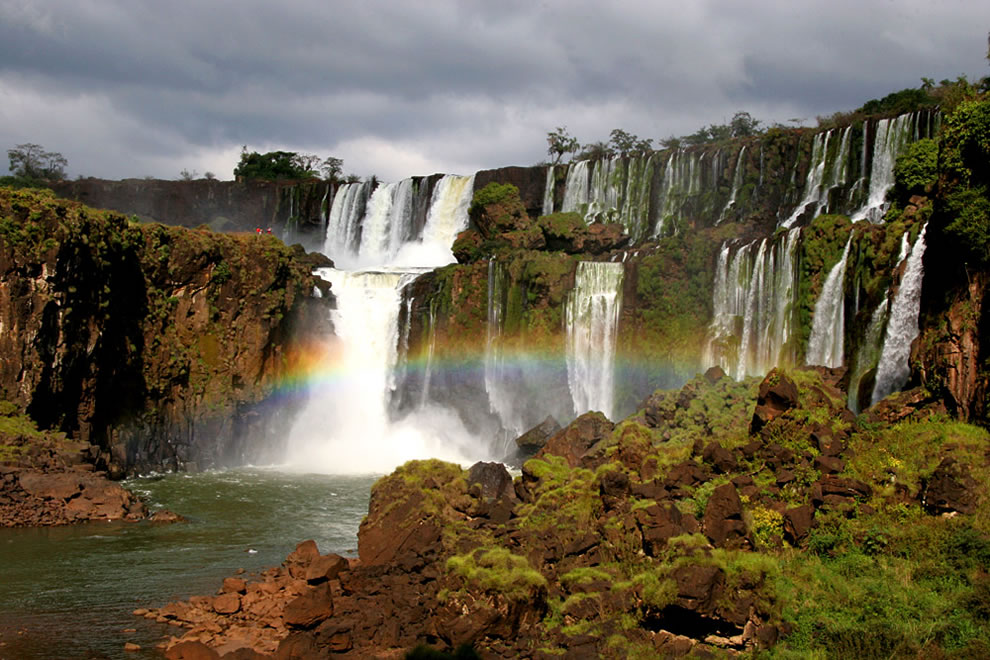 Iguazu Falls, the Superiors