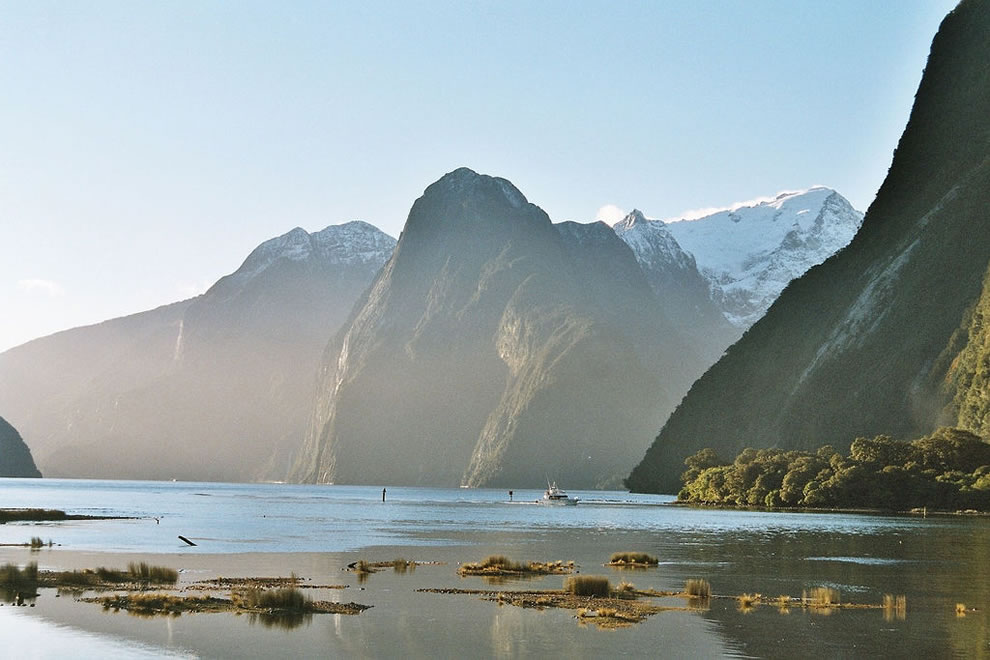 NZ - Milford Sound