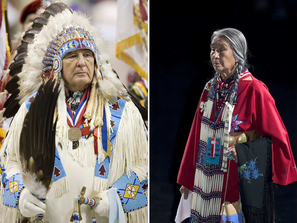 National PowWow elders