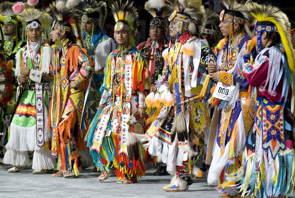 Powwow by National Museum of the American Indian