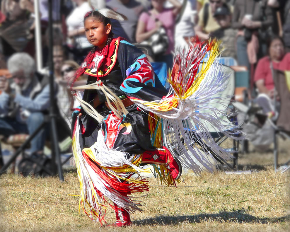 'Seafair Indian Days Pow Wow'
