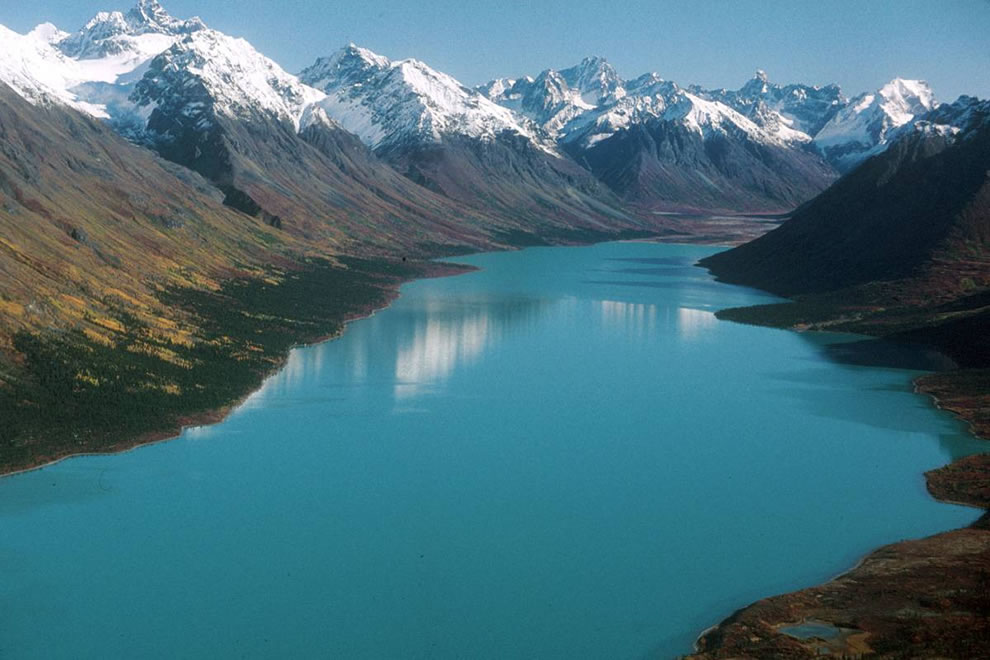 Lake Clark National Park and Preserve -- Upper Twin Lake