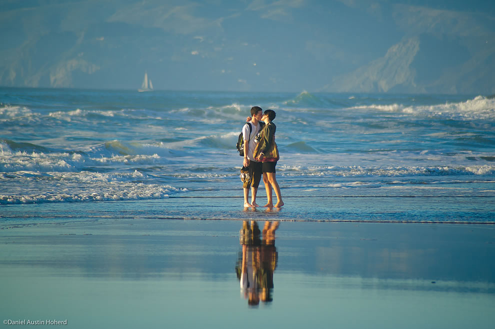 Ocean Beach Lovers