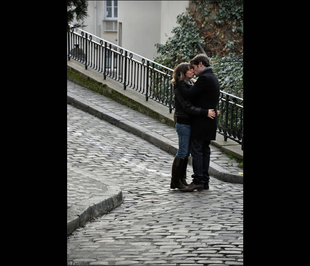 Paris Poulbot street lovers