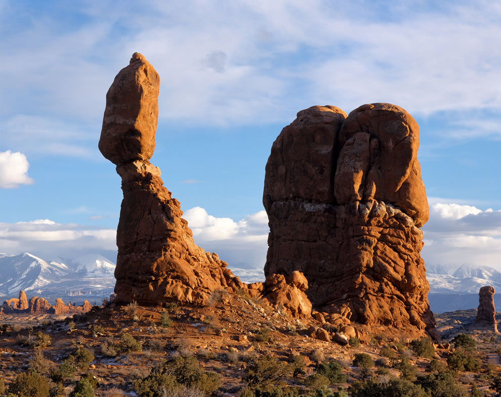 Balanced Rock -- Arches National Park