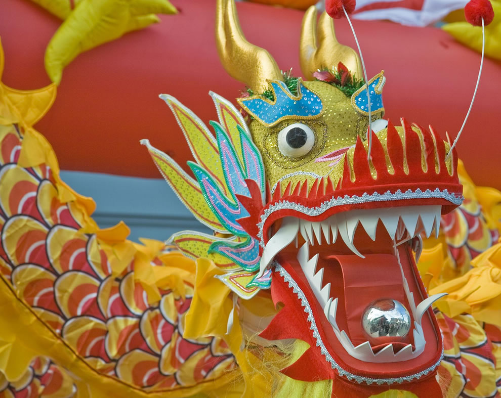 Chinese New Year Festival in Dublin