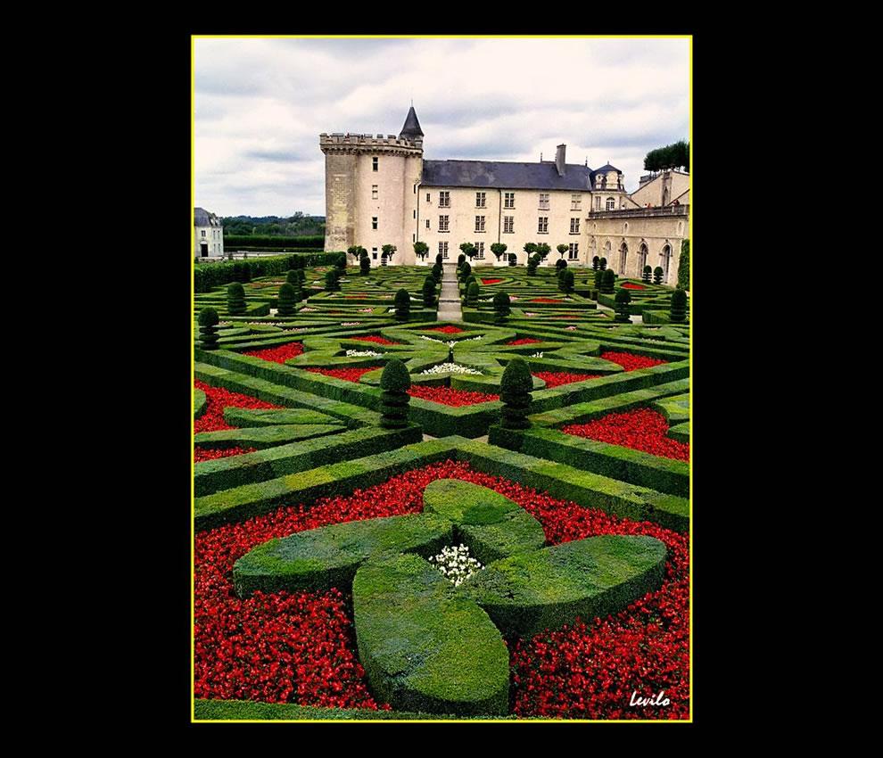 Gorgeous Château de Villandry