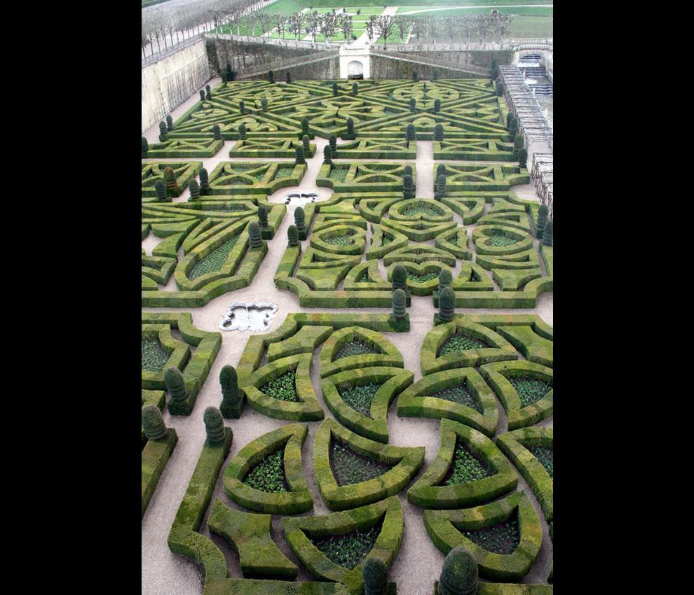 Château de Villandry Gardens a UNESCO World Heritage